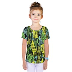 Don t Panic Digital Security Helpline Access Kids  One Piece Tee