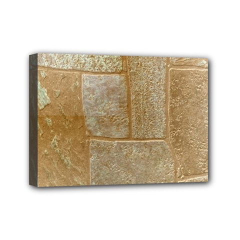 Texture Of Ceramic Tile Mini Canvas 7  X 5  by Simbadda
