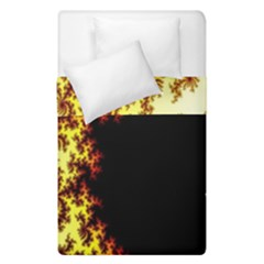 A Fractal Image Duvet Cover Double Side (single Size) by Simbadda