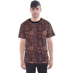 Black Aboriginal Indigenous African Men s Sport Mesh Tee by CoolDesigns