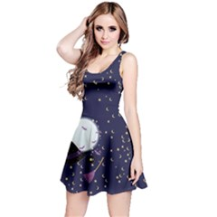Witch Night Reversible Sleeveless Dress by CoolDesigns