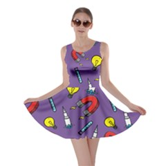 Frizzle Science Skater Dress by CoolDesigns