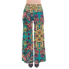 Greenbohemia Chic Palazzo Pants by CoolDesigns