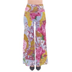 Pinkroses Chic Palazzo Pants by CoolDesigns