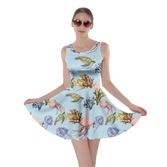 Frizzle Marine Life Skater Dress by CoolDesigns