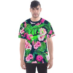 Hawaii Jungle Men s Sport Mesh Tee