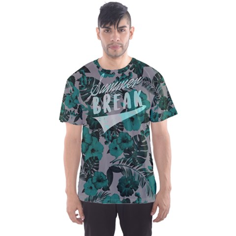 Hawaii Jungle 3 Men s Sport Mesh Tee by CoolDesigns