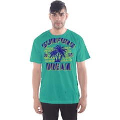 Hawaii Turquoise Men s Sport Mesh Tee by CoolDesigns