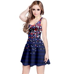American Stars Reversible Sleeveless Dress by CoolDesigns