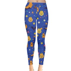 Happy Halloween 2 Leggings