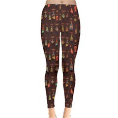 Black African Women Women s Leggings by CoolDesigns