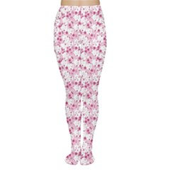 Pink Bunny Pattern Tights by CoolDesigns