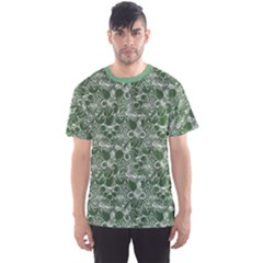 Green Vegetables And Fruit Men s Sport Mesh Tee by CoolDesigns