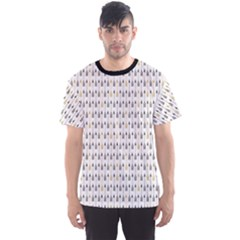 Colorful Hand Drawn Style Arrows Pattern Vintage Abstract Men s Sport Mesh Tee