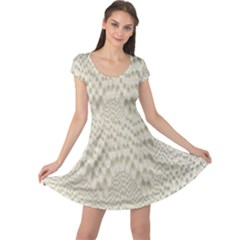 Coral X Ray Rendering Hinges Structure Kinematics Cap Sleeve Dresses by Alisyart