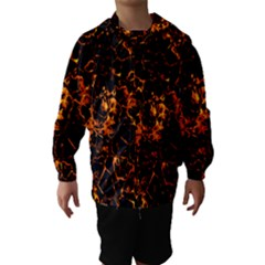 Fiery Ground Hooded Wind Breaker (kids)