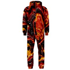 Lava Active Volcano Nature Hooded Jumpsuit (Men)