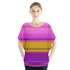 Stripes Colorful Background Colorful Pink Red Purple Green Yellow Striped Wallpaper Blouse