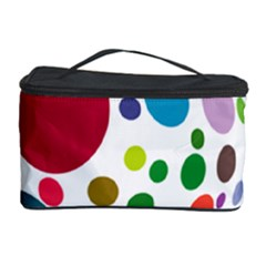 Color Ball Cosmetic Storage Case