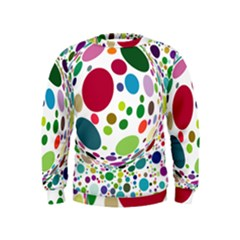 Color Ball Kids  Sweatshirt by Mariart