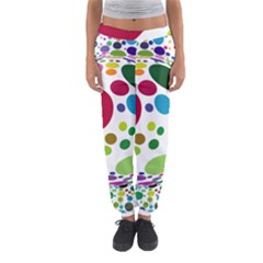 Color Ball Women s Jogger Sweatpants by Mariart