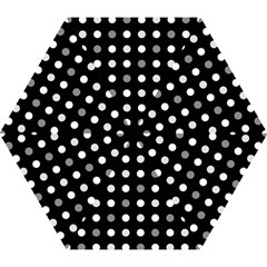 Polka Dots  Mini Folding Umbrellas by Valentinaart