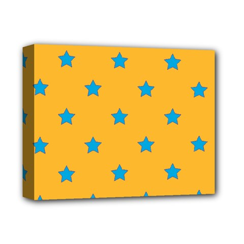Stars Pattern Deluxe Canvas 14  X 11