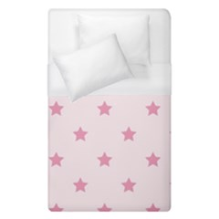 Stars Pattern Duvet Cover (single Size)