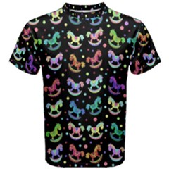 Toys pattern Men s Cotton Tee