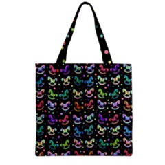 Toys pattern Grocery Tote Bag
