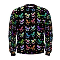 Toys pattern Men s Sweatshirt