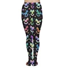 Toys pattern Women s Tights