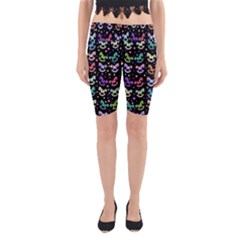 Toys pattern Yoga Cropped Leggings