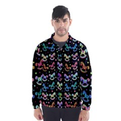 Toys pattern Wind Breaker (Men)
