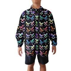 Toys pattern Wind Breaker (Kids)