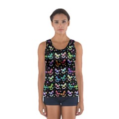 Toys pattern Women s Sport Tank Top