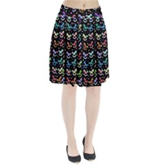 Toys pattern Pleated Skirt