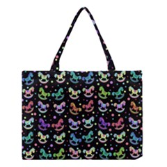 Toys pattern Medium Tote Bag