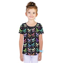 Toys pattern Kids  One Piece Tee