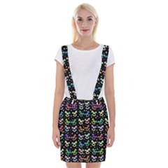 Toys pattern Suspender Skirt