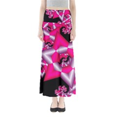 Star Of David On Black Maxi Skirts by Simbadda