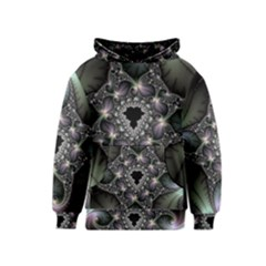 Magic Swirl Kids  Pullover Hoodie