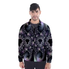 Magic Swirl Wind Breaker (men) by Simbadda