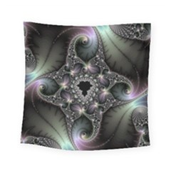 Magic Swirl Square Tapestry (small) by Simbadda