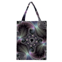 Precious Spiral Wallpaper Classic Tote Bag by Simbadda
