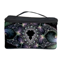Precious Spiral Wallpaper Cosmetic Storage Case by Simbadda