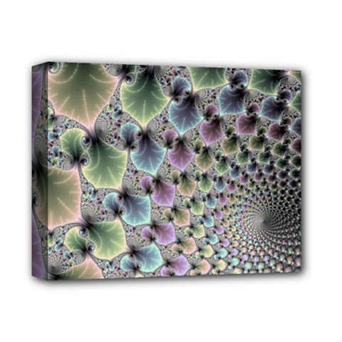 Beautiful Image Fractal Vortex Deluxe Canvas 14  X 11  by Simbadda