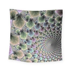 Beautiful Image Fractal Vortex Square Tapestry (small) by Simbadda