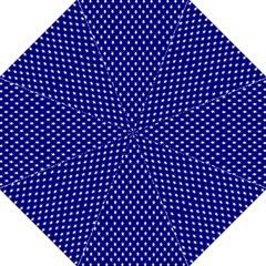 Rainbow Polka Dot Borders Colorful Resolution Wallpaper Blue Star Folding Umbrellas by Mariart