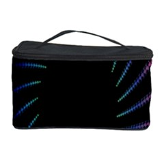 Fractal Black Hole Computer Digital Graphic Cosmetic Storage Case by Simbadda